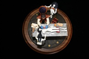 dollmaker from above